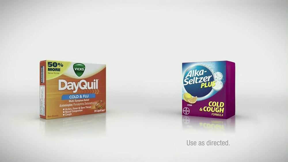 Bayer  Recall of AlkaSeltzer Plus products