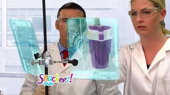 Snackeez Duo TV Spot, 'Test Lab' - Thumbnail 1