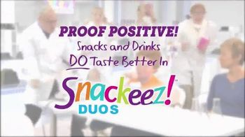 Snackeez Duo TV Spot, 'Test Lab' - Thumbnail 7