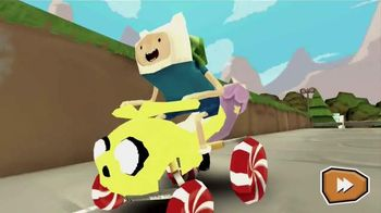 Cartoon Network Formula Cartoon App TV Spot, 'Race' - 31 commercial airings