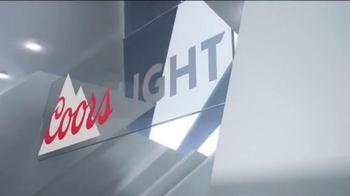 Coors Light TV Spot, 'ESPN: SportsCenter' Featuring John Buccigross - Thumbnail 1