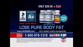 Lipozene TV Spot, 'Lose Pure Body Fat' - Thumbnail 10