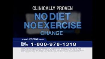 Lipozene TV Spot, 'Lose Pure Body Fat' - Thumbnail 4