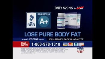 Lipozene TV Spot, 'Lose Pure Body Fat' - Thumbnail 8