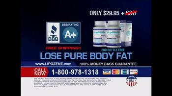 Lipozene TV Spot, 'Lose Pure Body Fat' - Thumbnail 9