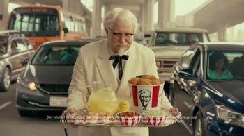KFC TV Spot, 'Traffic' Featuring Darrell Hammond - Thumbnail 8
