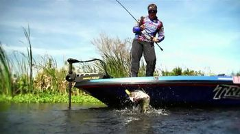 Okuma Fishing TV Spot, 'Winning Against the Fish' Featuring Scott Martin