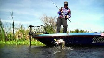 Okuma Fishing TV Spot, 'Winning Against the Fish' Featuring Scott Martin