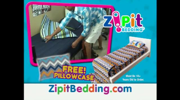 Zipit Bedding TV Spot, 'Easy, Fast and Fun' - Thumbnail 9