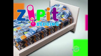 Zipit Bedding TV Spot, 'Easy, Fast and Fun' - Thumbnail 2