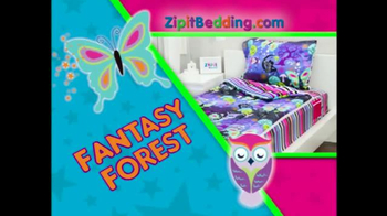 Zipit Bedding TV Spot, 'Easy, Fast and Fun' - Thumbnail 6
