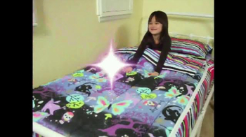 Zipit Bedding TV Spot, 'Easy, Fast and Fun' - Thumbnail 7