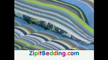 Zipit Bedding TV Spot, 'Easy, Fast and Fun' - Thumbnail 8