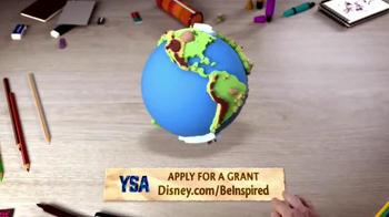 Disney.com TV Spot, 'Grants' - Thumbnail 1