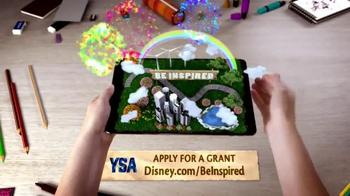 Disney.com TV Spot, 'Grants' - Thumbnail 3