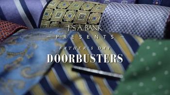 JoS. A. Bank Father's Day Doorbusters TV Spot, 'Shirts, Ties and Shorts' - Thumbnail 1