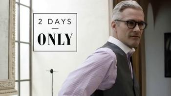 JoS. A. Bank Father's Day Doorbusters TV Spot, 'Shirts, Ties and Shorts' - Thumbnail 2