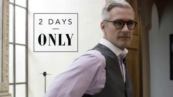 JoS. A. Bank Father's Day Doorbusters TV Spot, 'Shirts, Ties and Shorts' - Thumbnail 3