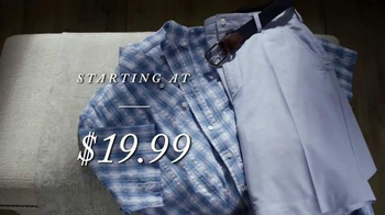 JoS. A. Bank Father's Day Doorbusters TV Spot, 'Shirts, Ties and Shorts' - Thumbnail 5