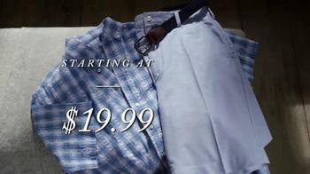 JoS. A. Bank Father's Day Doorbusters TV Spot, 'Shirts, Ties and Shorts' - Thumbnail 6