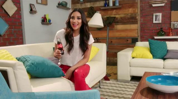 Coca-Cola TV Spot, 'ABC Family: Shay Mitchell' - 9 commercial airings