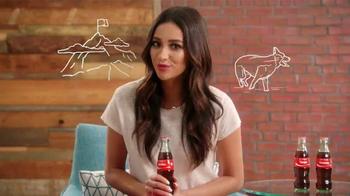 Coca-Cola TV Spot, 'ABC Family: Shay Mitchell' - Thumbnail 4