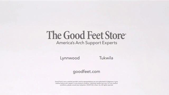 The Good Feet Store TV Spot, 'Play Hard' - Thumbnail 9