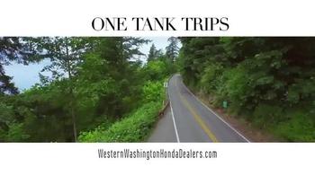 Honda One Tank Trips Sweepstakes TV Spot, 'Chrysalis Inn: 2015 Accord' - Thumbnail 1