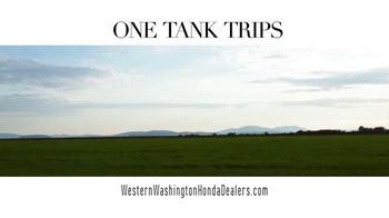 Honda One Tank Trips Sweepstakes TV Spot, 'Chrysalis Inn: 2015 Accord' - Thumbnail 2