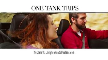 Honda One Tank Trips Sweepstakes TV Spot, 'Chrysalis Inn: 2015 Accord' - Thumbnail 3