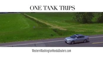 Honda One Tank Trips Sweepstakes TV Spot, 'Chrysalis Inn: 2015 Accord' - Thumbnail 6