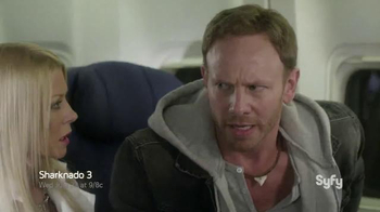 Sharknado: Go Shark Yourself! App TV Spot, 'Sharknado 3'