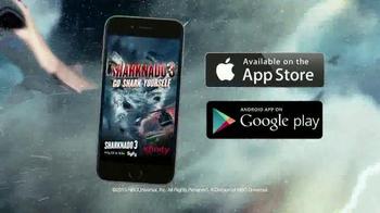 Sharknado: Go Shark Yourself! App TV Spot, 'Sharknado 3' - Thumbnail 9