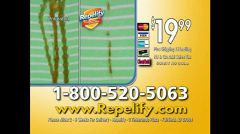Repelify TV Spot, 'Repel Stains Fast' - Thumbnail 10