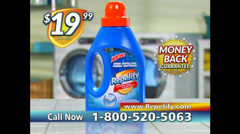 Repelify TV Spot, 'Repel Stains Fast' - Thumbnail 8