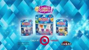 Crystal Surprise! TV Spot, 'Collect Them All'