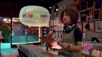 McDonald's TV Spot, 'Listen to Your Taste Buds' - 139 commercial airings
