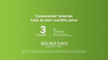 CenturyLink TV Spot, 'Will My Price Change: Three Years' - Thumbnail 5