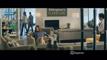 Experian TV Spot, 'Credit Swagger: Furniture Showroom' - Thumbnail 1