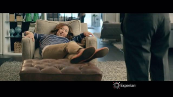 Experian TV Spot, 'Credit Swagger: Furniture Showroom' - Thumbnail 6