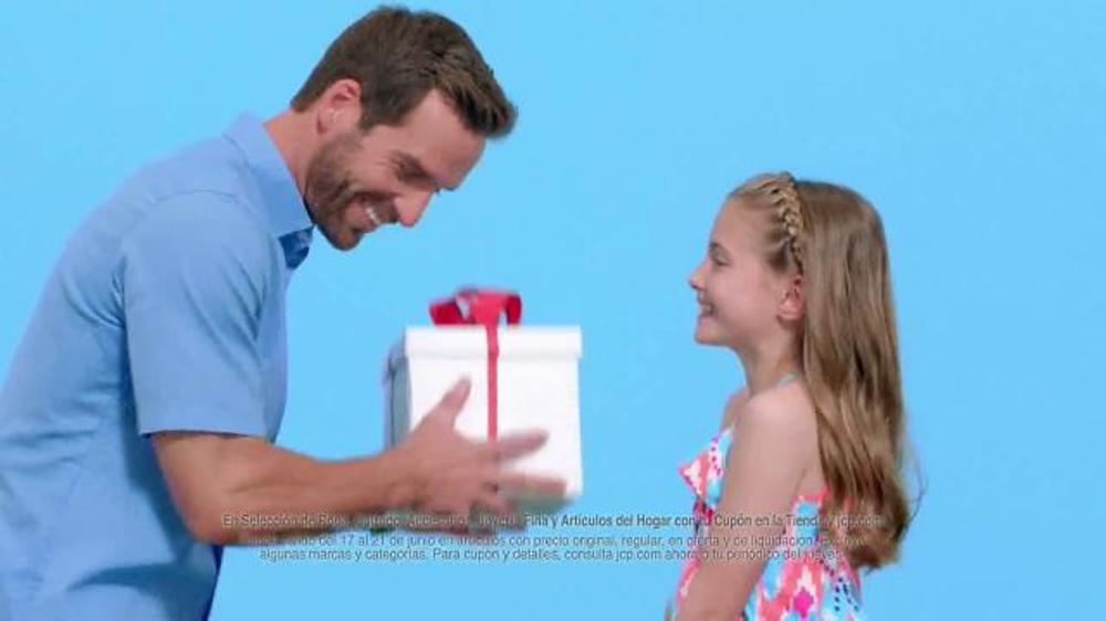 48670515f JCPenney Venta Más Grande del Día del Padre TV Commercial