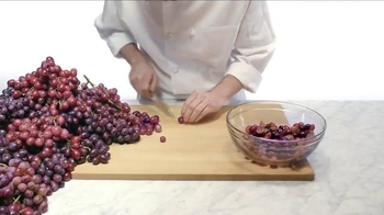 Arby's Pecan Chicken Salad Sandwich TV Spot, '1,000 Ways to Cut a Grape' - 1 commercial airings
