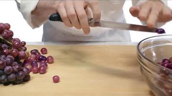 Arby's Pecan Chicken Salad Sandwich TV Spot, '1,000 Ways to Cut a Grape' - Thumbnail 3