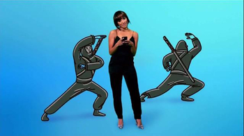 Fandango VIP TV Spot, 'Hashtags' Featuring Kat Graham