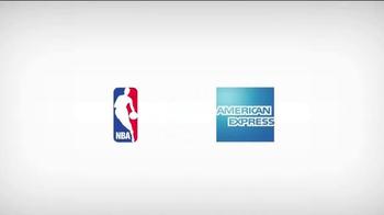American Express TV Spot, '2015 NBA Rookie Draft Desk' Ft. D'Angelo Russell - Thumbnail 1
