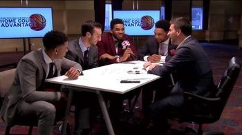 American Express TV Spot, '2015 NBA Rookie Draft Desk' Ft. D'Angelo Russell - 23 commercial airings