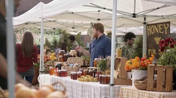 Honey Nut Cheerios TV Spot, 'Farmers Market' - Thumbnail 1