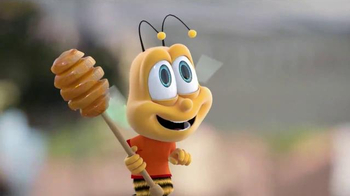 Honey Nut Cheerios TV Spot, 'Farmers Market' - Thumbnail 3