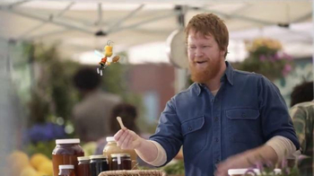 Honey Nut Cheerios TV Spot, 'Farmers Market' - Thumbnail 4