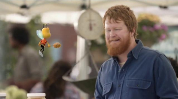 Honey Nut Cheerios TV Spot, 'Farmers Market' - Thumbnail 5